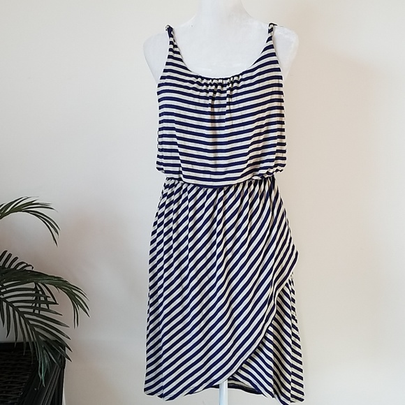 b1078264eb Gilli Dresses | New Usa Stripe Jersey Dress | Poshmark